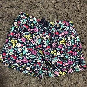 📸JUST IN📸 3/$12 Carter's Floral Shorts